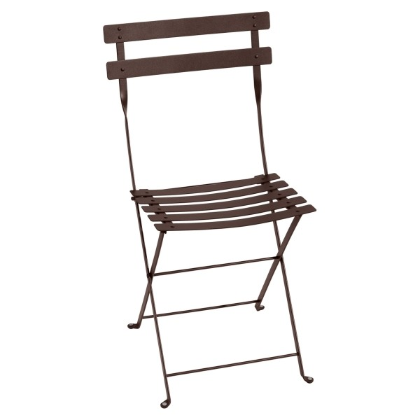 Fermob Bistro Folding Chair in Russet