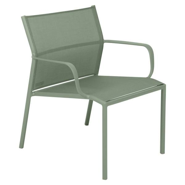 Fermob Cadiz Low Armchair in Cactus