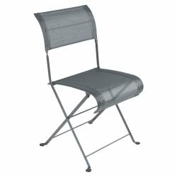 Dune Outdoor Chair in colour Storm Grey from Dune Collection