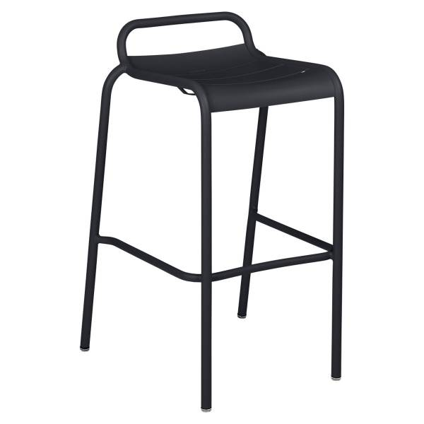 Luxembourg Bar Stool in Anthracite