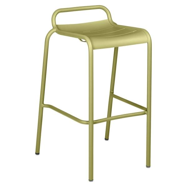 Luxembourg Bar Stool in Willow Green