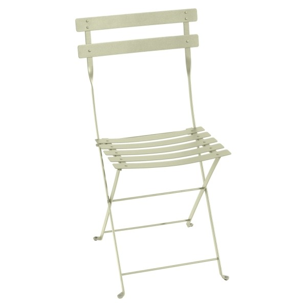 Fermob Bistro Folding Chair in Willow Green