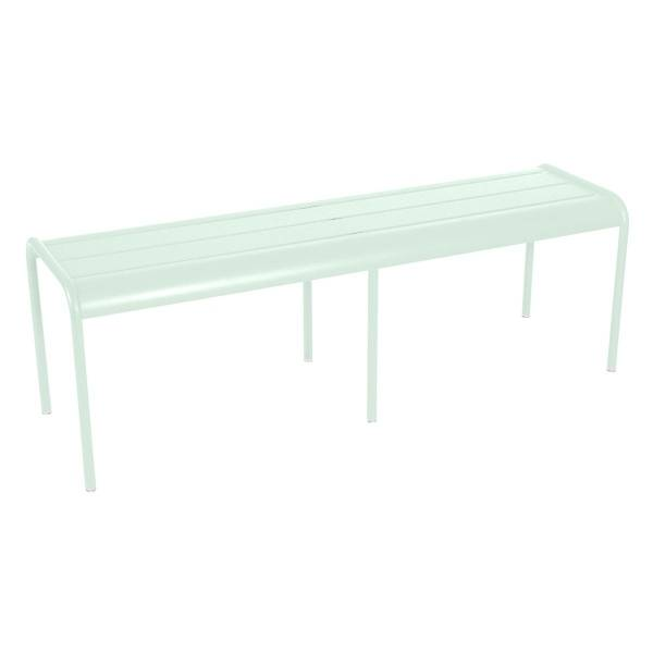 Fermob Luxembourg Bench in Ice Mint