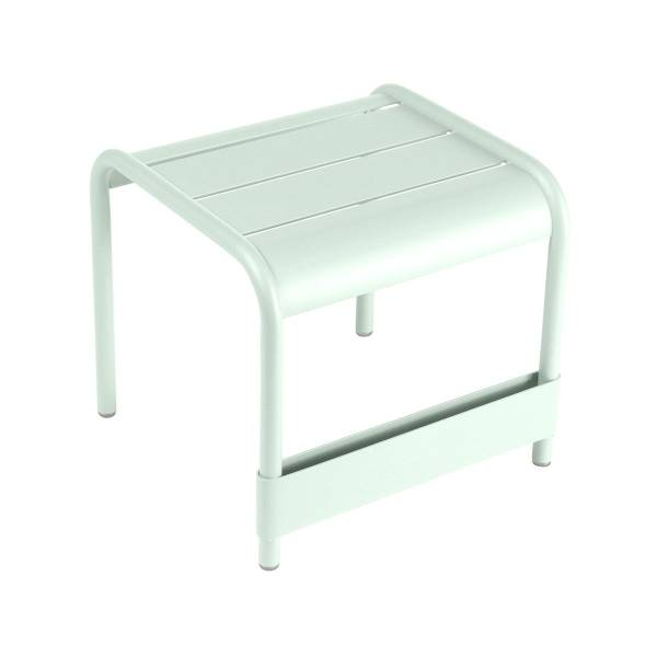 Fermob Luxembourg Small Low Table in Ice Mint