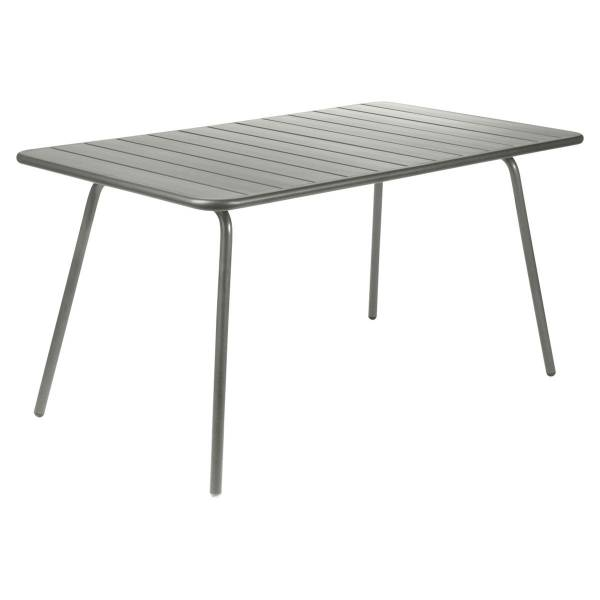 Fermob Luxembourg Table 143 x 80cm in Rosemary