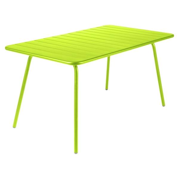 Fermob Luxembourg Table 143 x 80cm in Verbena