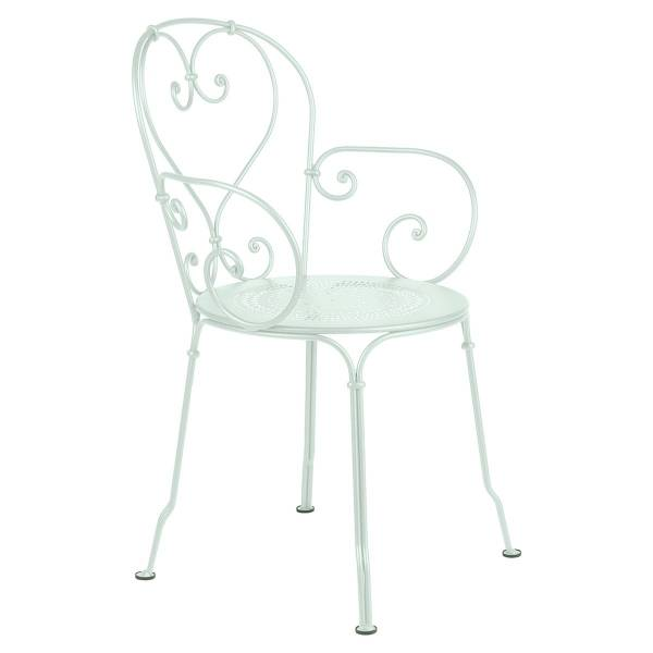 Fermob 1900 Armchair in Ice Mint