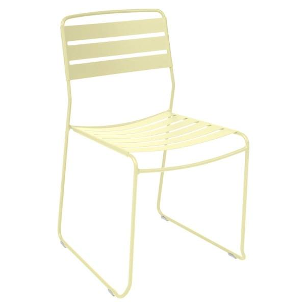 Fermob Surprising Chair in Frosted Lemon
