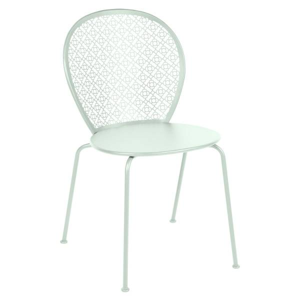 Fermob Lorette Chair in Ice Mint