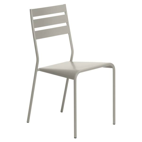 Fermob Facto Chair in Clay Grey