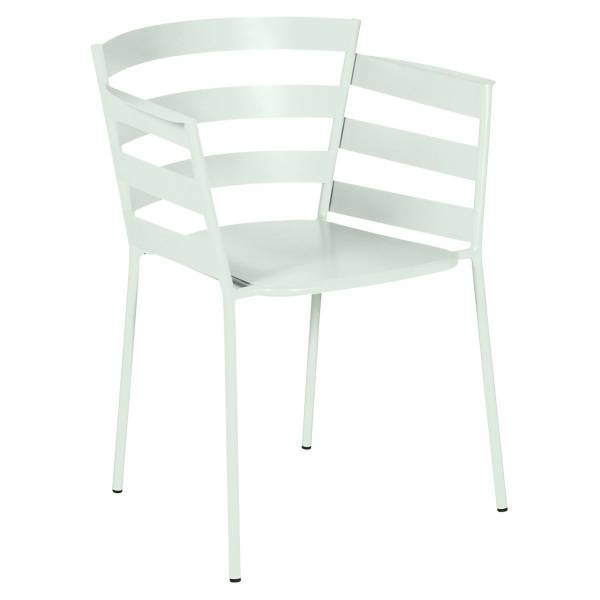 Fermob Rythmic Armchair in Ice Mint