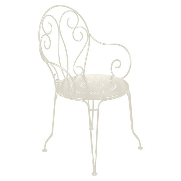 Fermob Montmartre Armchair in Clay Grey