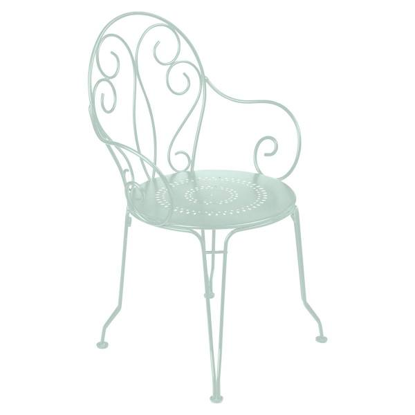 Fermob Montmartre Armchair in Ice Mint