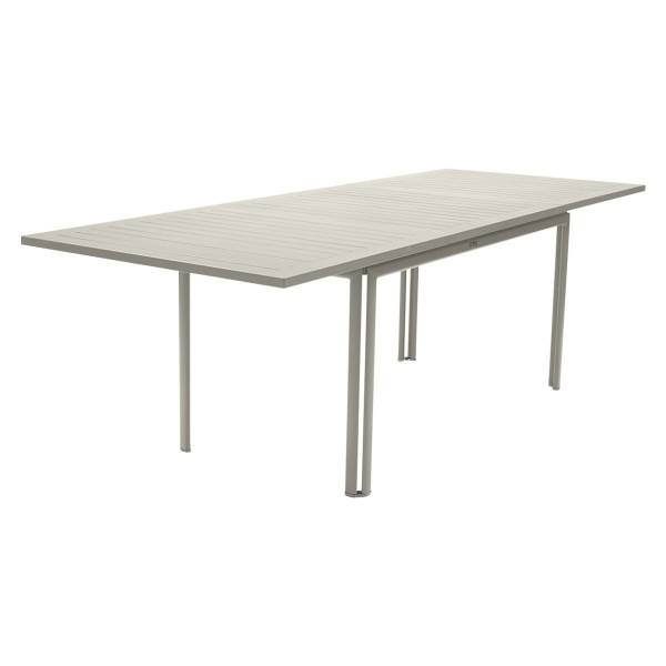 Fermob Costa Extending Table 160 to 240cm x 90cm in Clay Grey