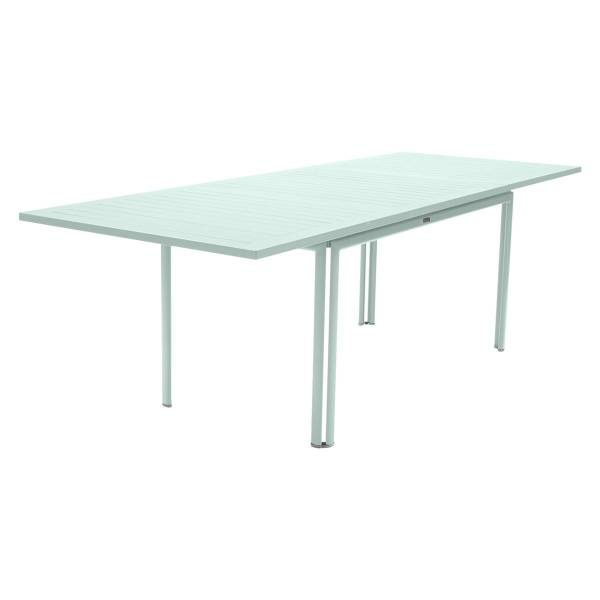 Fermob Costa Extending Table 160 to 240cm x 90cm in Ice Mint
