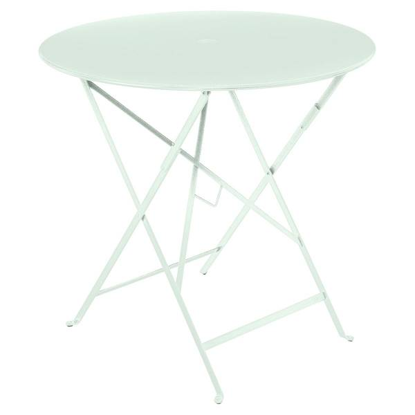 Fermob Bistro Table Round 77cm in Ice Mint