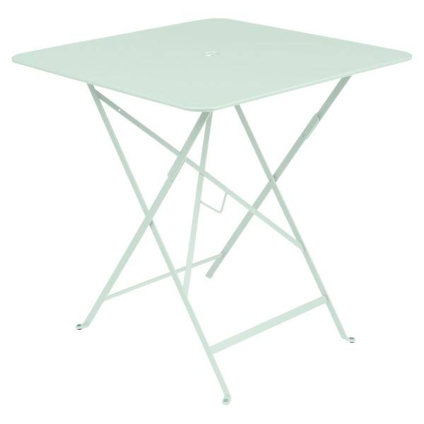 Fermob Bistro Table Square 71 x 71cm in Ice Mint