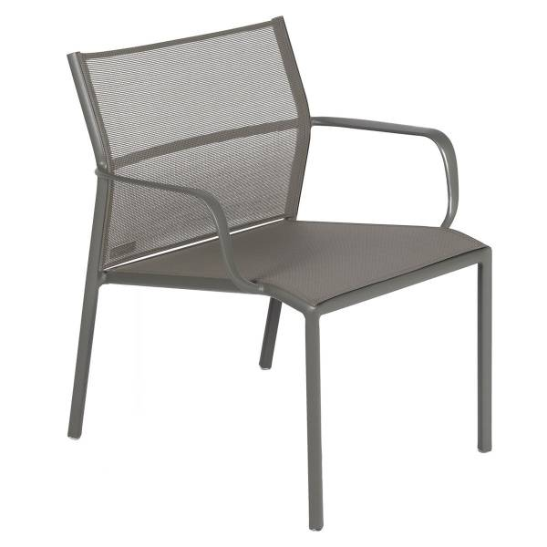 Fermob Cadiz Low Armchair in Rosemary