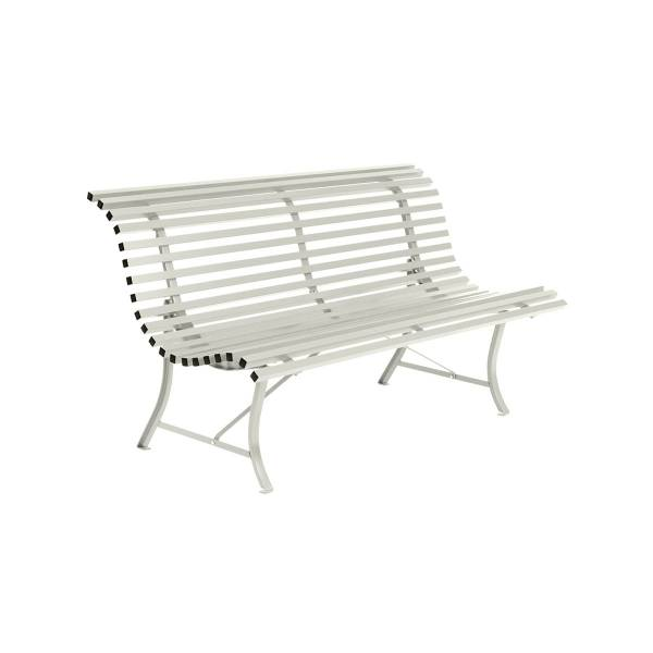 Fermob Louisiane Bench 150cm in Clay Grey