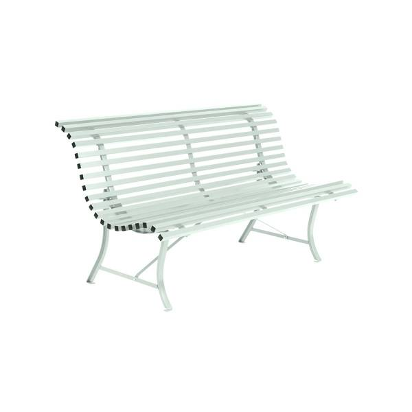 Fermob Louisiane Bench 150cm in Ice Mint