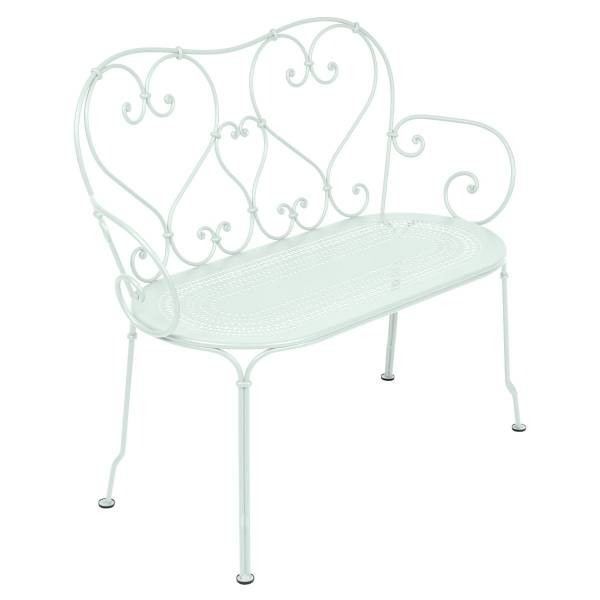 Fermob 1900 Bench in Ice Mint