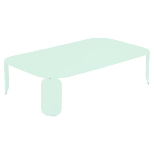 Fermob Bebop Low Table 120 x 70cm - 29cm High in Ice Mint