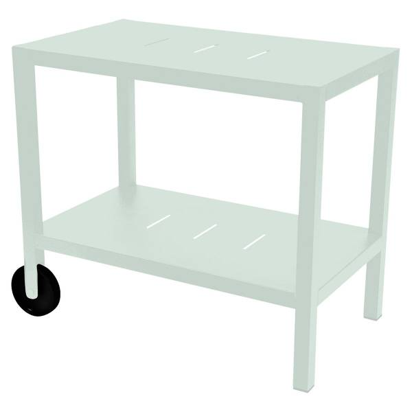 Fermob Quiberon Side Bar in Ice Mint