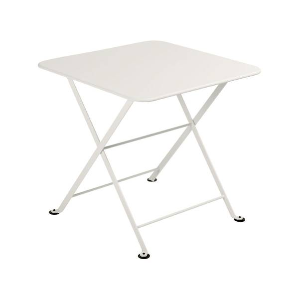 Fermob Tom Pouce Low Table 50 x 50cm in Clay Grey