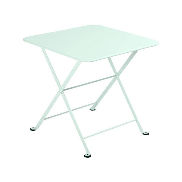 Fermob Tom Pouce Low Table 50 x 50cm in Ice Mint