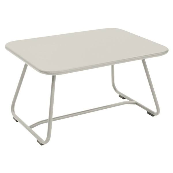 Fermob Sixties Low Table in Clay Grey