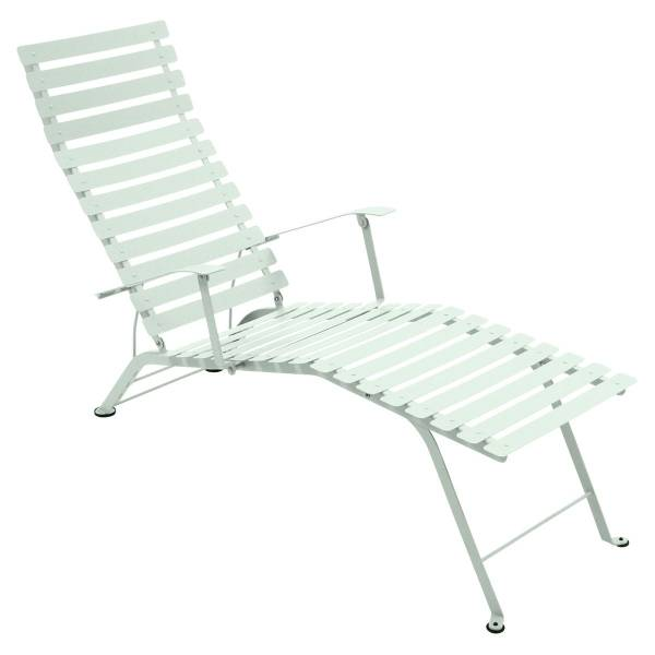 Fermob Bistro Deck Chair in Ice Mint