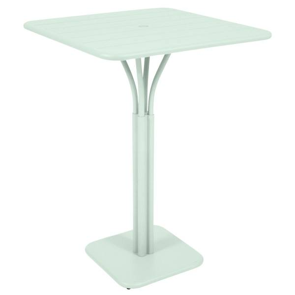 Fermob Luxembourg High Table in Ice Mint