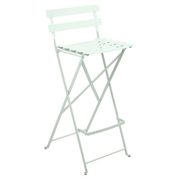 Fermob Bistro High Stool in Clay Grey