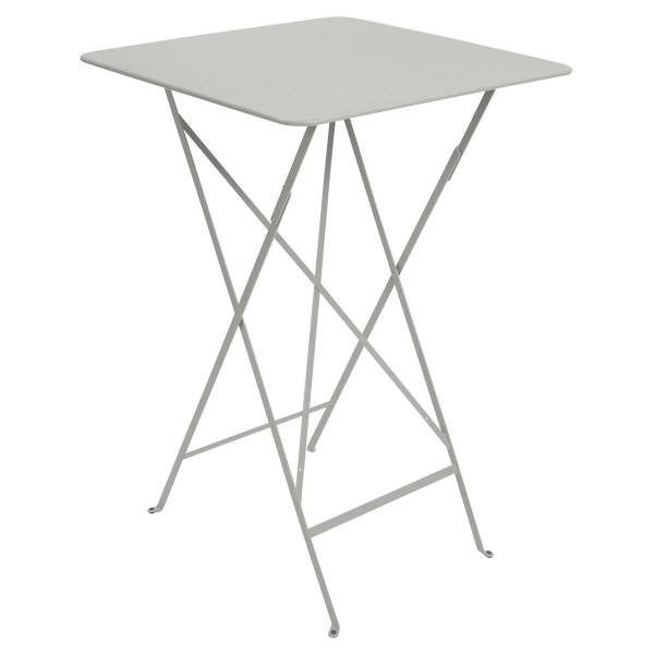 Fermob Bistro High Table 71 x 71cm in Clay Grey