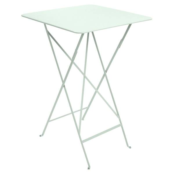 Fermob Bistro High Table 71 x 71cm in Ice Mint