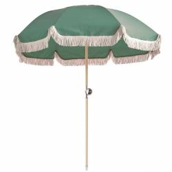 Basil Bangs Umbrella 180cm Sage