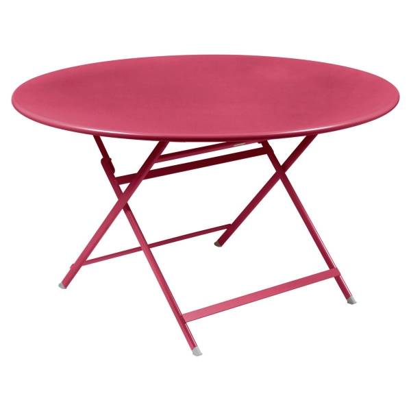 Fermob Caractere Table  in Pink Praline