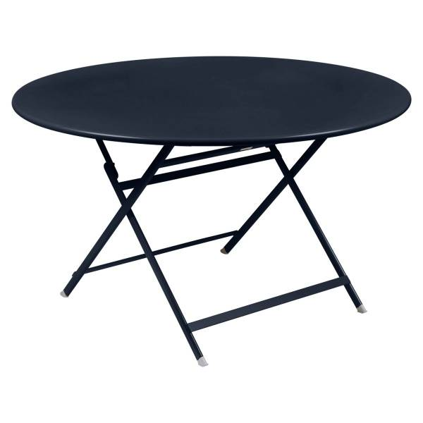 Fermob Caractere Table  in Deep Blue