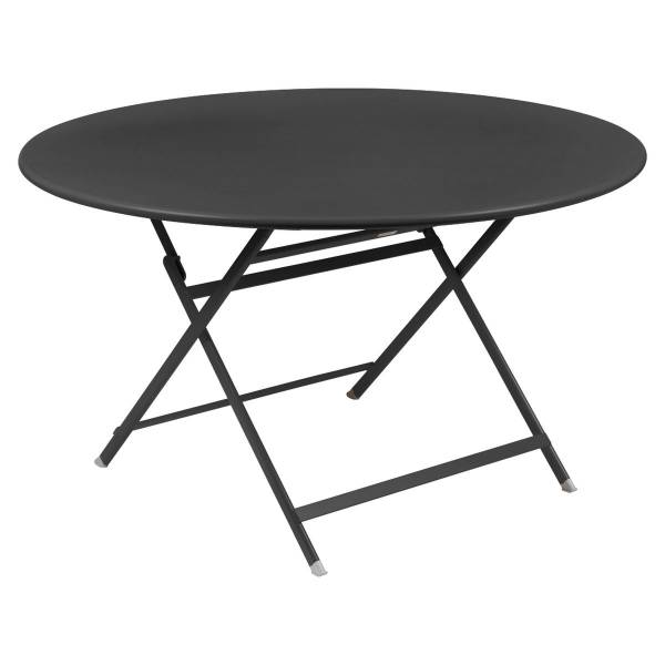 Fermob Caractere Table  in Anthracite