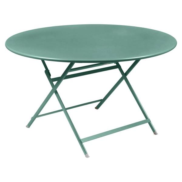 Fermob Caractere Table  in Lagoon Blue