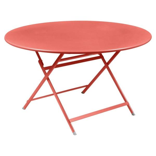 Fermob Caractere Table  in Capucine
