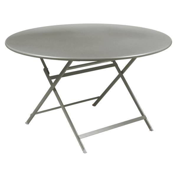 Fermob Caractere Table  in Steel Grey