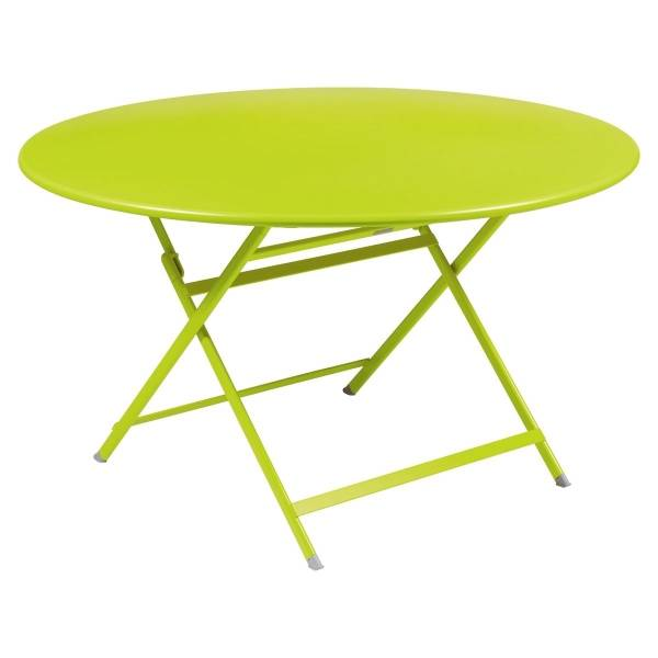 Fermob Caractere Table  in Verbena