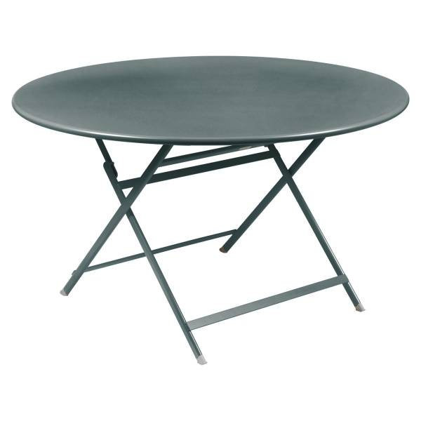 Fermob Caractere Table  in Storm Grey