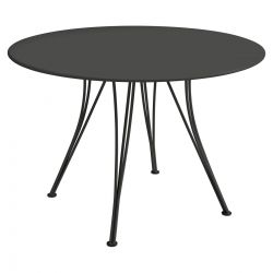 Rendez-vous Table Round 110cm from the Rendez-vous Range collection