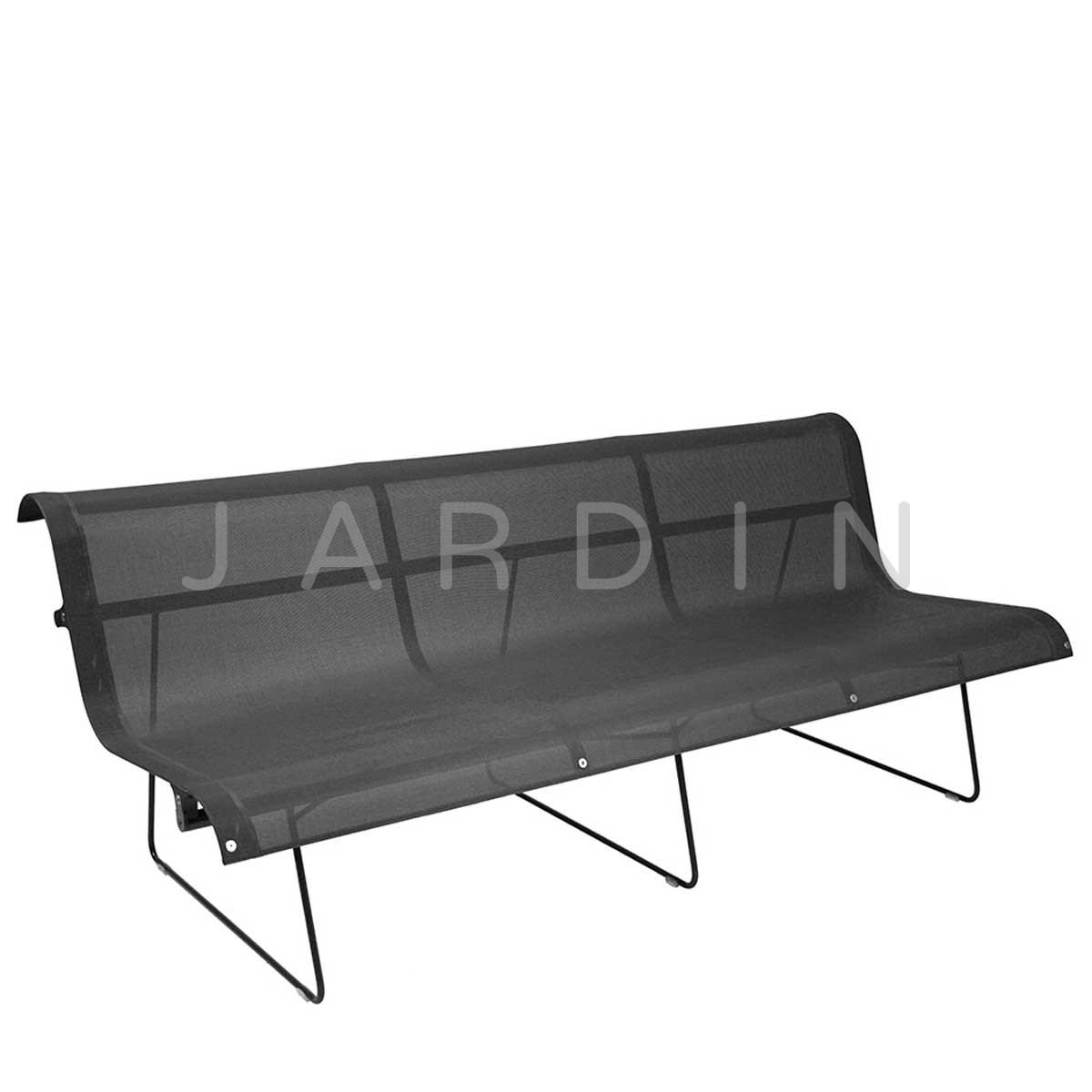 Ellipse three seat sofa ellipse range jardin for Sofa rinconera jardin