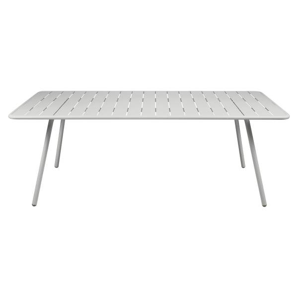 Fermob Luxembourg Table 207 x 100cm in Steel Grey