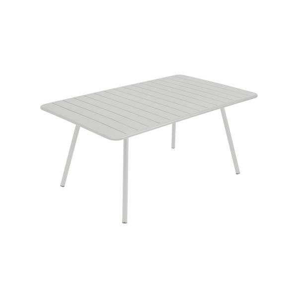 Fermob Luxembourg Table 165 x 100cm in Steel Grey