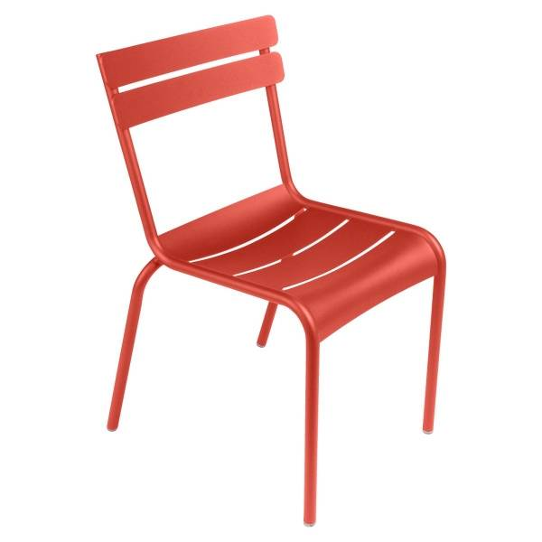 Fermob Luxembourg Chair in Capucine
