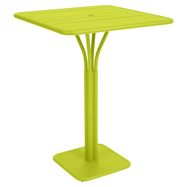 Fermob Luxembourg High Table in Verbena